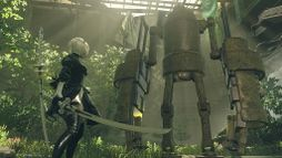 NieR: Automata – even more android butts